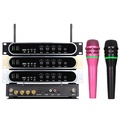 UINN Professional Wireless Microphone System Stage Performances Wireless Microphone