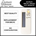 Daikin Aircon Remote Daikin BRC4C (Free Registered Mail with Tracking Number)