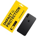 RhinoShield Impact Protection Back Protector for iPhone X
