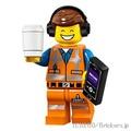 Lego小花式滑水Lego電影2系列71023 REMIX·emetto| lego玩偶 Brickers