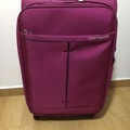 Luggage Branded (hush Puppies) Pink