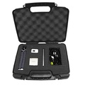 Portable Travel Projector Carry Hard Case w/ Dense Foam - Fits RIF6 CUBE , UO Smart Beam Laser , Syhonic S8 , Amaz-Play Mobile Pico Projector and Small Accessories - intl