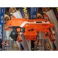 NERF ELITE 殲滅者自動衝鋒槍 孩之寶 (板機為橘色)二手九成新