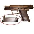 KJ USP P8手槍瓦斯槍專用金屬彈夾