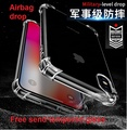 OPPO R11S/R11S Plus/R11/R11 Plus   Drop Transparent protector case