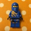 LEGO 2519 2521 阿光 藍忍者