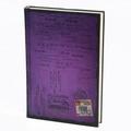 คลาสสิกโน๊ตบุ๊คนักเขียนเปล่าสมุดบันทึกสมุดบันทึกปกแข็ง
