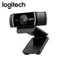 【Logitech 羅技】C922 PRO STREAM 網路攝影機 【限量送束口收納袋】【三井3C】