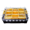 DWST17805【工具先生】美國 DEWALT 得偉 變型金剛系列/透明蓋分類工具箱。付提把
