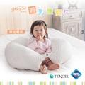 GreySa格蕾莎 哺乳護嬰枕一入(月亮枕/孕婦枕/哺乳枕/圍欄/護欄)