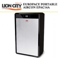 Europace Portable Aircon EPAC14A(only one time offer)