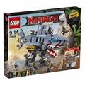 【宅媽科學玩具】LEGO樂高 70656  忍者Ninjago系列 伽瑪當鯊魚機甲