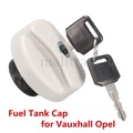 Car Fuel Tank Filler Lockable Cap Cover With 2 Keys For Vauxhall Opel Vectra CORSA
