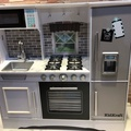 COSTCO好市多 KidKraft 烹飪廚房遊戲組 九成新/板橋自取