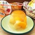 盛香珍 l 綜合水果多果實果凍180gX24杯入(箱)★內有真實 蜜柑 白桃 鳳梨果肉