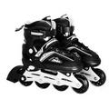 直排輪成人溜冰鞋旱冰鞋直排滑冰鞋可調成年N4型男原創館