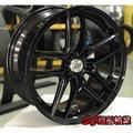 【超前輪業】 編號(73) ENKEI經銷專賣 SC37 上市 17吋鋁圈 亮黑 5孔114 5/114 馬三 CRV