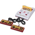 High Quality Classic Nostalgic 8 Bit Video Games Consoles Player With 2 Joystick + 500 In 1 Game Card Game Player To Tv