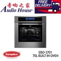 EUROPACE EBO-3701 70L BUILT-IN OVEN