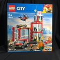 【具所】全新 樂高 LEGO 60215 Fire Station 消防局