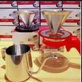 ✨現貨5折JUNIOR不銹鋼咖啡濾杯🆚細口壺🆚可愛壺