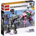 LEGO 樂高 75973 D.Va & Reinhardt Overwatch 鬥陣特攻 < JOYBUS >