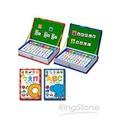 ㄅㄆㄇ&ABC磁性方塊學拼音(2書合購)
