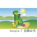 熱賣兒童節禮物樂高LEGO 得寶大顆粒 10854 得寶創意箱 兒童玩具 禮物