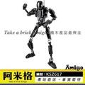 🚚 阿米格Amigo│KSZ617 K-2SO 機器人 星際大戰 俠盜一號 Star Wars 積木 非樂高75120但相容