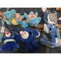 乘龍 蚊香蛙 球球海獅 哈克龍 娃娃機 娃娃 6寸 批發 神奇寶貝 寶可夢