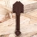 玩槳趣 LEGO樂高 麥塊棕色方鍬 A070
