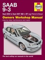 Saab 9-3 Service and Repair Manual (ISBN: 9781785210075)