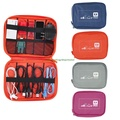 Fashion Multifunction Compact Storage Bag Practical Digital Data Cables Flash Drives Travel Case Wat