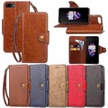 Oppo R11/R11 Plus/R11S/R11S Plus Business Leather Case 23665