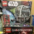 LEGO絕版STAEWARS 10188 死星 Death Star (無法店到店,郵寄不保證盒況,台北市捷運可面交)