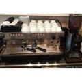 二手出清~Faema飛馬E78-President義式咖啡機+磨豆機