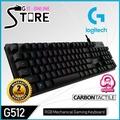 Logitech G512 Carbon Tactile RGB Gaming Mechanical Keyboard