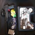 ปืนอัดลมไฟฟ้ายาว Air Soft Gun Government Super model Auto Colt 141