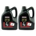 TOYOTA น้ำมันเกียร์ออโต้ ATF WS 08886-81430 4 ลิตร (2 แกลลอน)