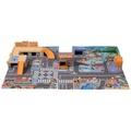 日本TOMICA 交通世界 新城鎮 TOMICA 新有聲城鎮提盒TW11232