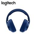 【logitech 羅技】G433 有線遊戲耳麥 真實藍