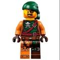 LEGO 樂高 70605 忍者海盜帽 巴庫