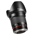 ◎相機專家◎ SAMYANG 16mm F2.0 AE for Nikon APS-C 手動鏡 正成公司貨 保固一年