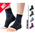Thirty48 Plantar Fasciitis Socks, 20-30 mmHg Foot Compression Sleeves for Ankle/Heel Support, Increa