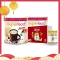 Kinohimitsu Superfood+ 500g x 2 Packs + Free Bird's Nest with Chia Seeds 6's