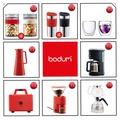 Bodum 儲物罐/不鏽鋼真空隨行杯/雙層玻璃杯/哥本哈根保溫瓶/美式濾滴咖啡機/鬆餅機/多段式磨豆機/電動虹吸式咖啡壺