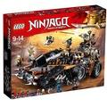 LEGO 70654 Dieselnaut