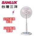 【台灣三洋 SANLUX】14吋微電腦風扇(EF-14SMA)