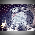 HK.Motor Vespa 220碟盤