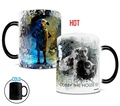 Morphing Mugs Harry Potter Always Heat Reveal Ceramic Coffee Mug Cup